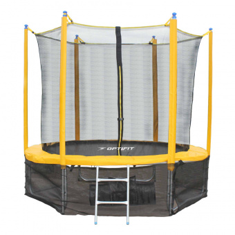 Батут OPTIFIT Sun Like 10ft 3,05 м желтый