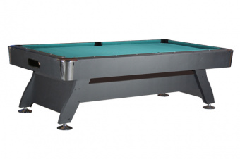 Пул Dynamic Billard Riga 7ф черный ЛДСП 55.049.07.5