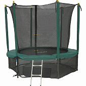 Батут Airfit Space 8FT green
